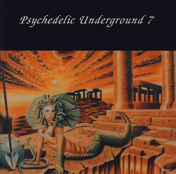 Various Artists — Psychedelic Underground 7