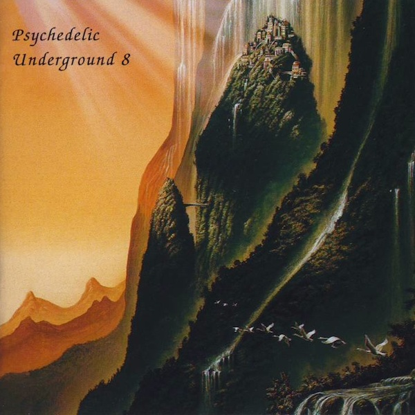 Various Artists — Psychedelic Underground 8