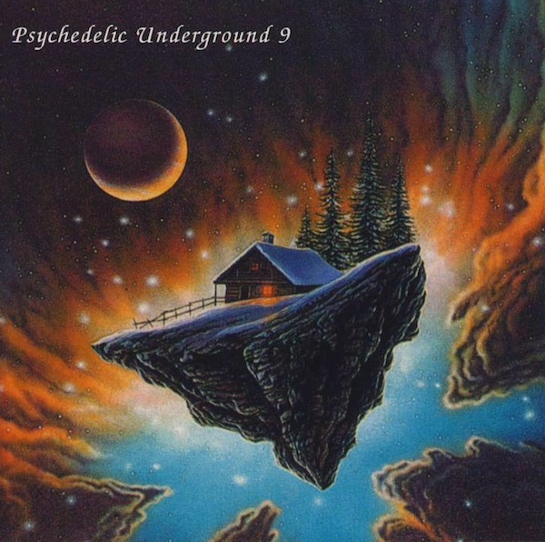 Various Artists — Psychedelic Underground 9