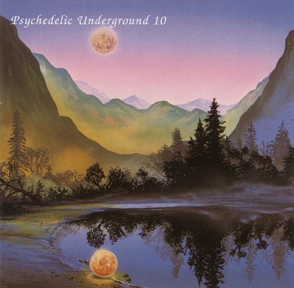 Various Artists — Psychedelic Underground 10