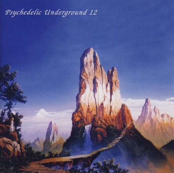 Various Artists — Psychedelic Underground 12