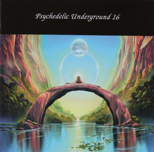Various Artists — Psychedelic Underground 16