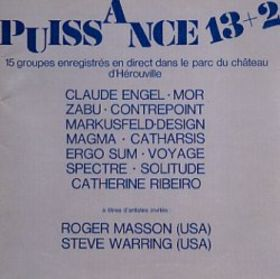 Various Artists — Puissance 13+2