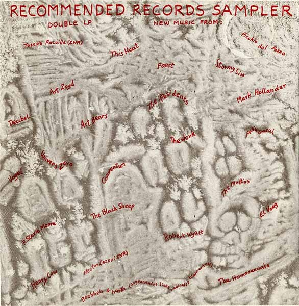 Various Artists — Recommended Records Sampler