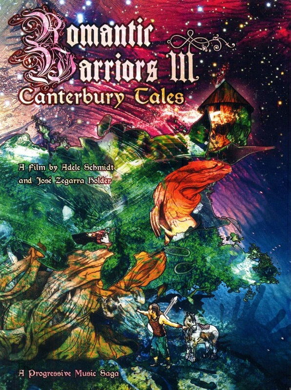 Various Artists — Romantic Warriors III: Canterbury Tales