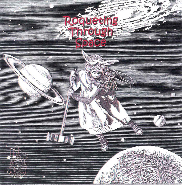 Various Artists — Roqueting through Space