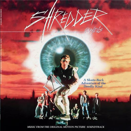 Roland Barker — Shredder Orpheus: Music from the Original Motion Picture Soundtrack