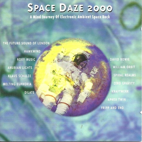 Various - Space Daze 2000