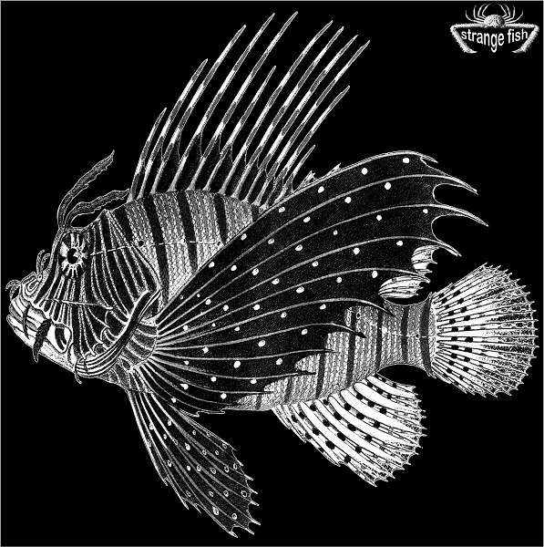 Various Artists — Strange Fish Two