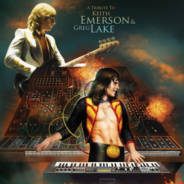 Various Artists (Billy Sherwood) — A Tribute to Keith Emerson & Greg Lake