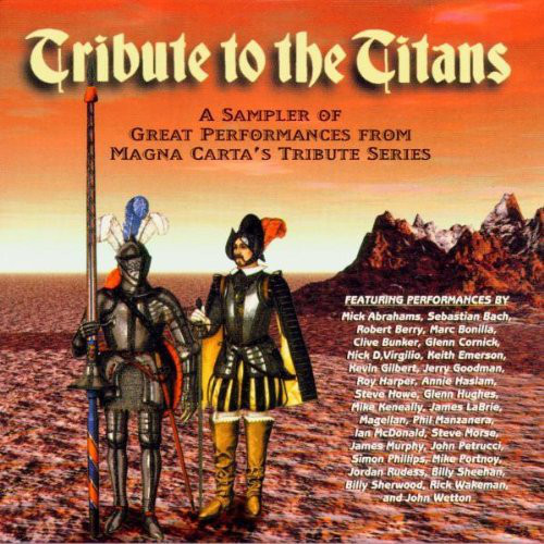 Various Artists — Tribute to the Titans
