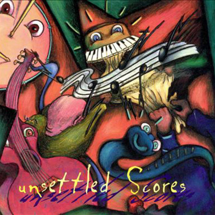 Unsettled Scores Cover art