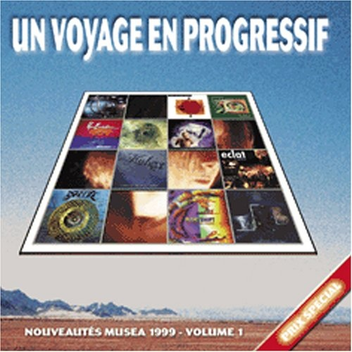 Various Artists — Un Voyage en Progressif Vol. 1
