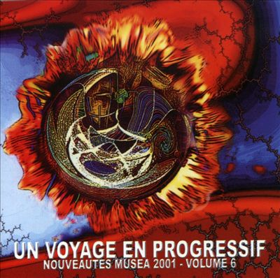 Various Artists — Un Voyage en Progressif Vol. 6