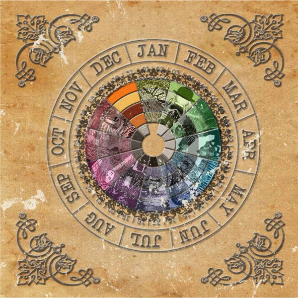 Various Artists — Wyrd Kalendar