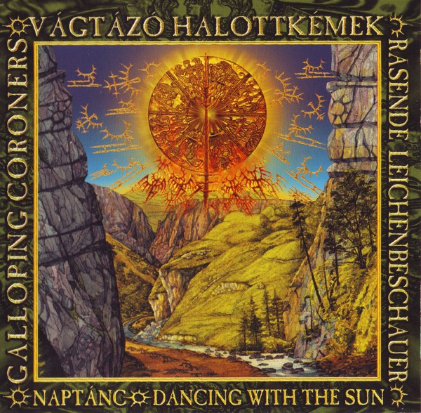 Naptánc (Dancing with the Sun) Cover art