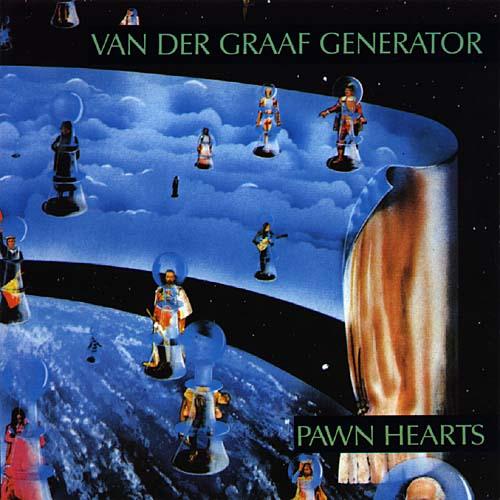 Van der Graaf Generator — Pawn Hearts