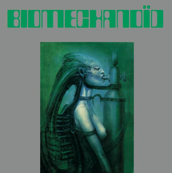 Joel Vandroogenbroeck — Biomechanoïd
