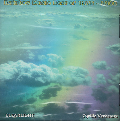Rainbow Music: Best of Cyrille Verdeaux 1975-2000 Cover art