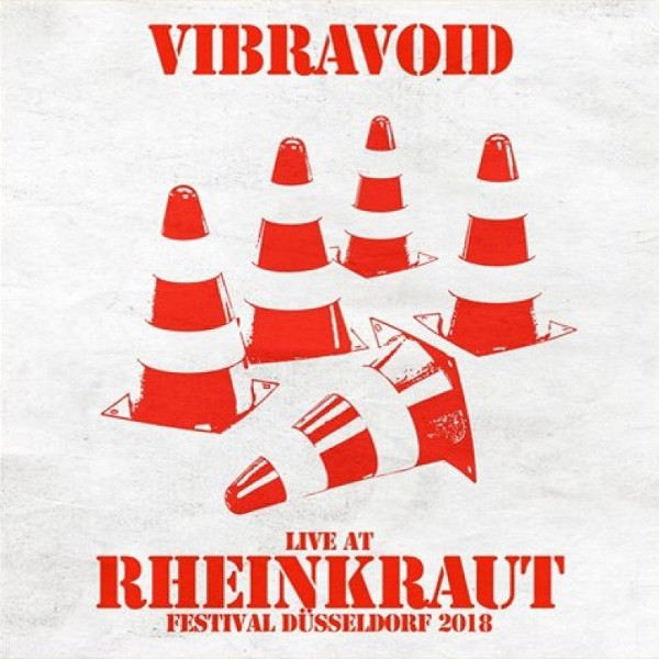 Live at Rheinkraut Festival 2018 Cover art