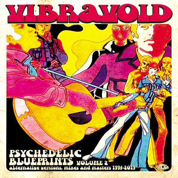 Vibravoid — Psychedelic Blueprints Volume 2