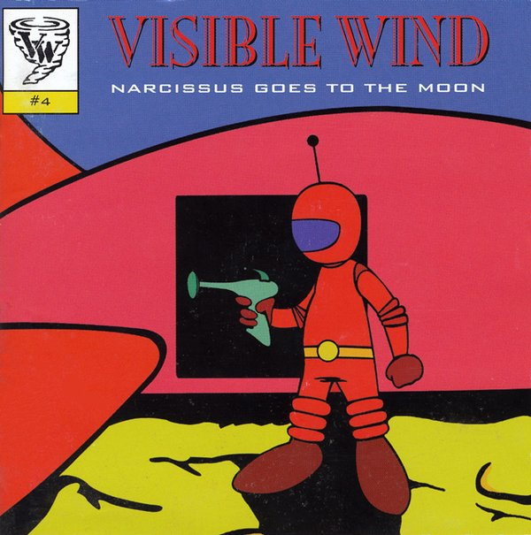 Visible Wind — Narcissus Goes to the Moon