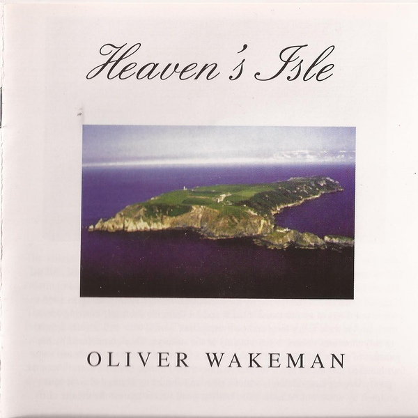Heaven's Isle Cover art