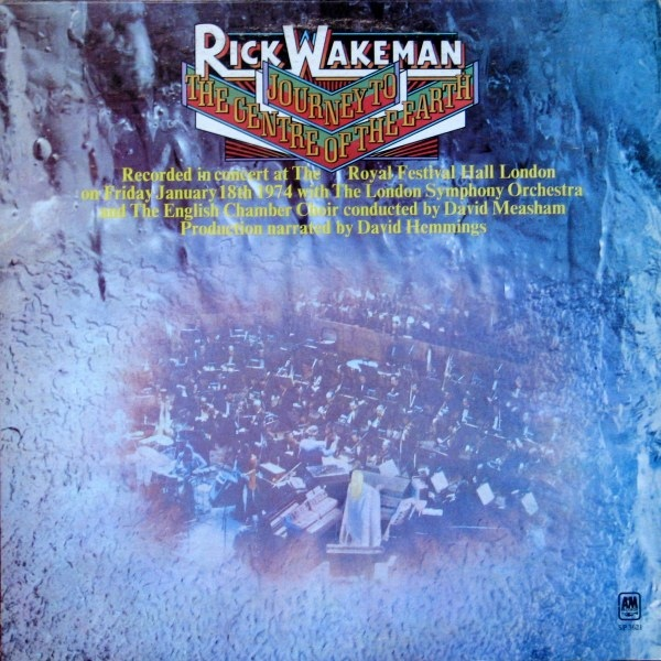 Rick Wakeman — Journey to the Centre of the Earth