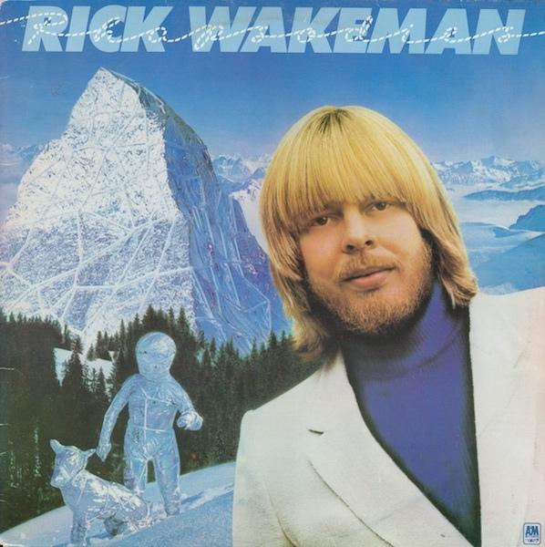Rick Wakeman — Rhapsodies