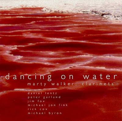 Dancing on Water Cover art
