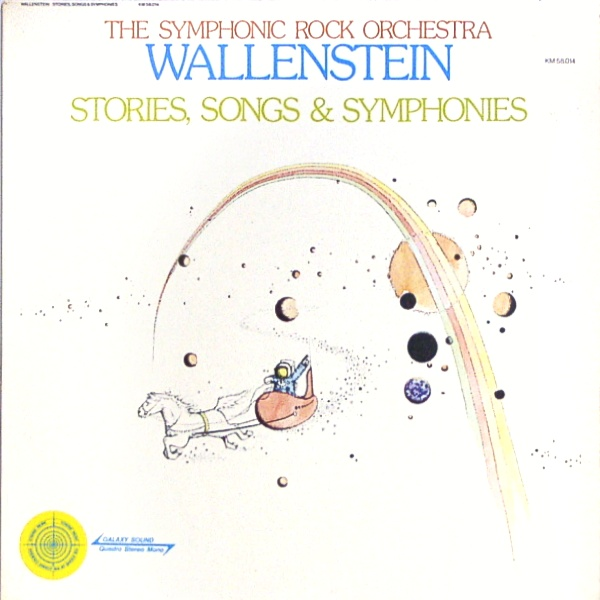 The Symphonic Rock Orchestra Wallenstein — Stories, Songs & Symphonies
