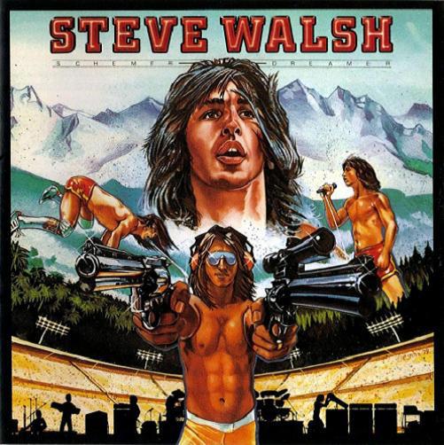 Steve Walsh — Schemer Dreamer