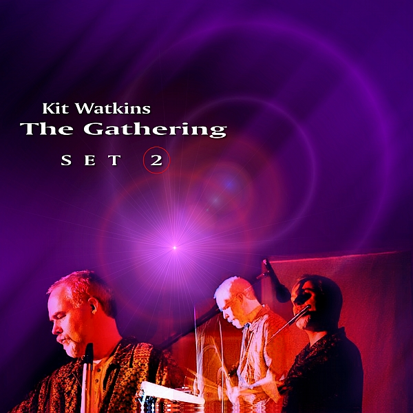 The Gathering, Set 2 Cover art