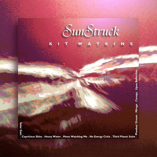 Sunstruck Cover art