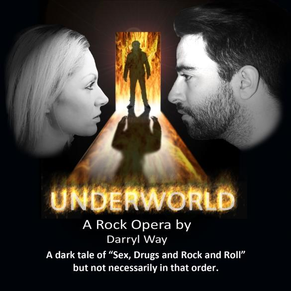 Darryl Way — Underworld