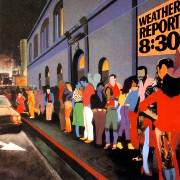 Weather Report — 8:30