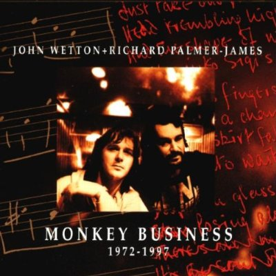 Monkey Business 1972-1997 Cover art