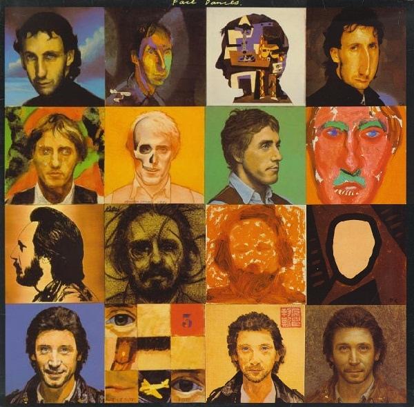 The Who — Face Dances