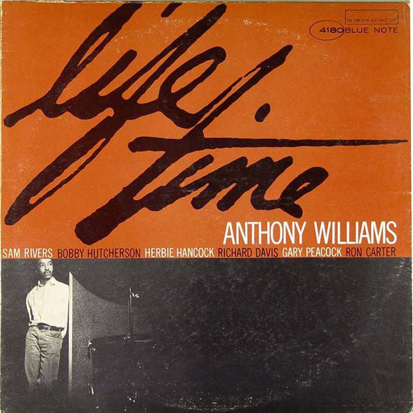 Anthony Williams — Life Time