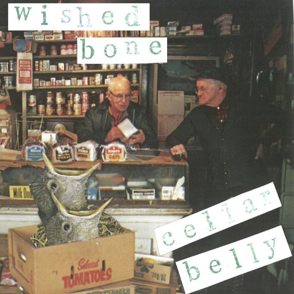 Wished Bone — Cellar Belly