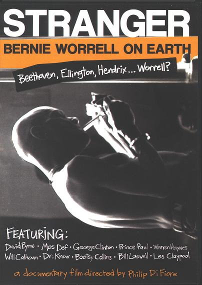 Bernie Worrell — Stranger: Bernie Worrell on Earth