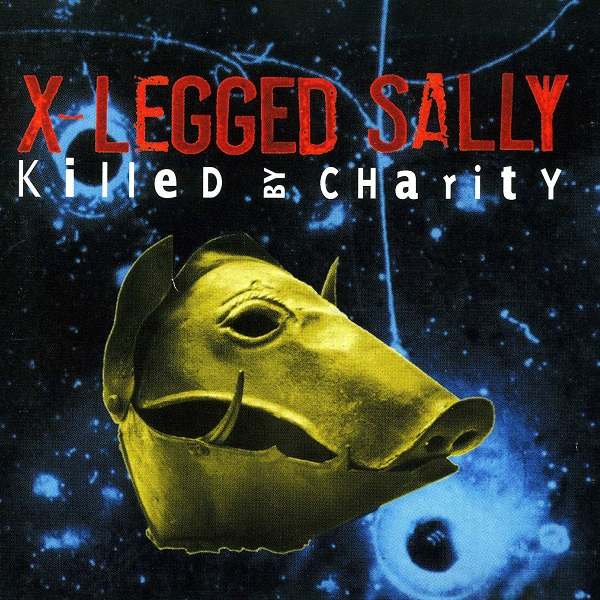 Killed by Charity Cover art