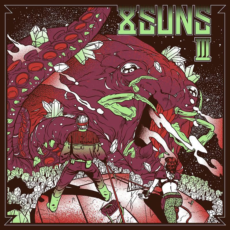 X Suns — III