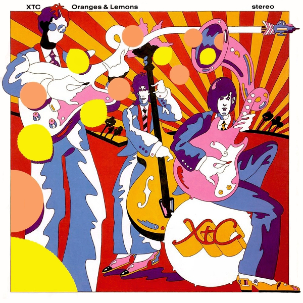 XTC — Oranges and Lemons
