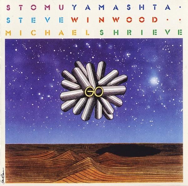 Stomu Yamash'ta / Steve Winwood / Michael Shrieve — Go