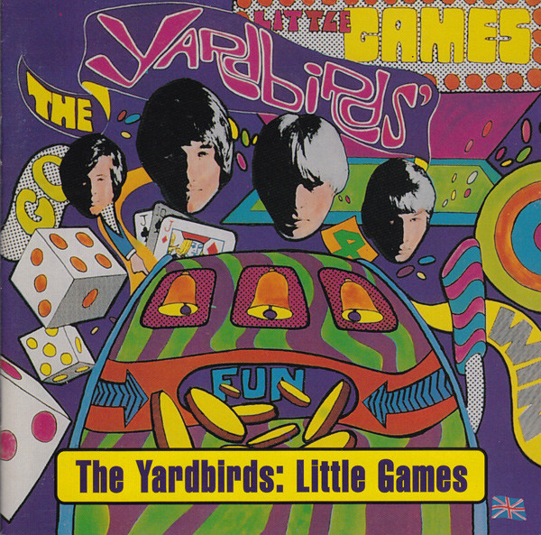 The Yardbirds — Little Games