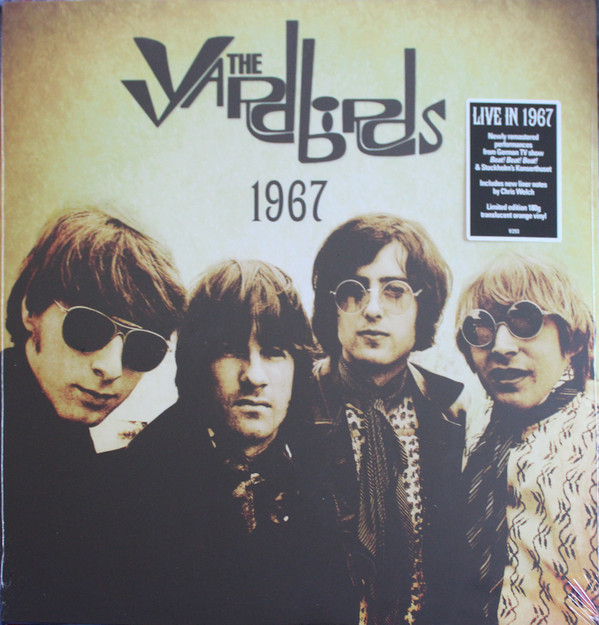 The Yardbirds — Live in Stockholm & Offenbach 1967
