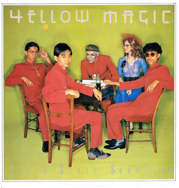 Yellow Magic Orchestra — Solid State Survivor