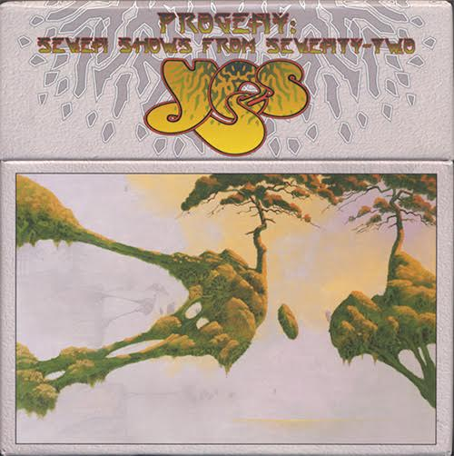 Progeny: Seven Shows from Seventy-Two Cover art