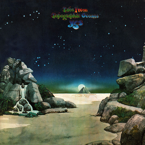 Yes — Tales from Topographic Oceans